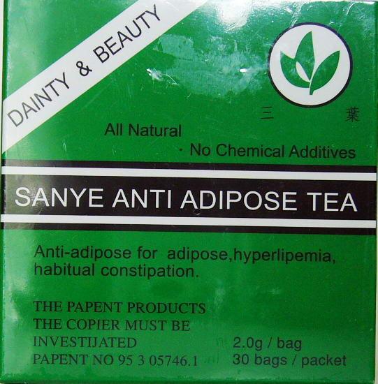Ceai-antiadipos