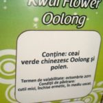 Ceai Oolong (Wu – Long)