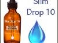 Slim Drop 10, actiunea combinata a 10 inamici ai grasimilor