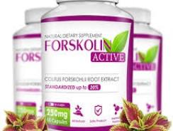 Forskolin Active, un supliment alimentar pentru o slabire usoara