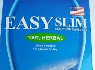Pastile Easy Slim