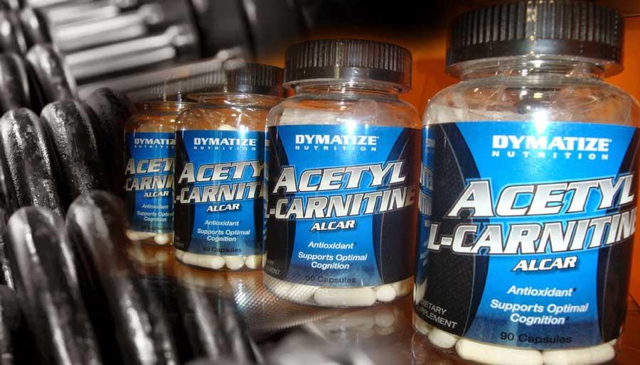 Acetil-L-Carnitina-Dymatize