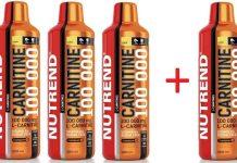 Carnitina-Nutrend-100-000-Pret