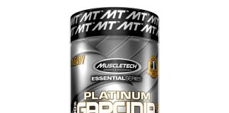 Platinum Garcinia muscletech