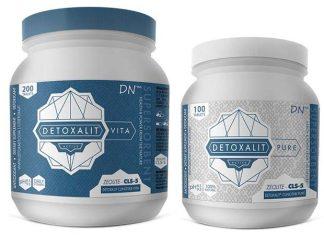 detoxalit capsule detoxifiere